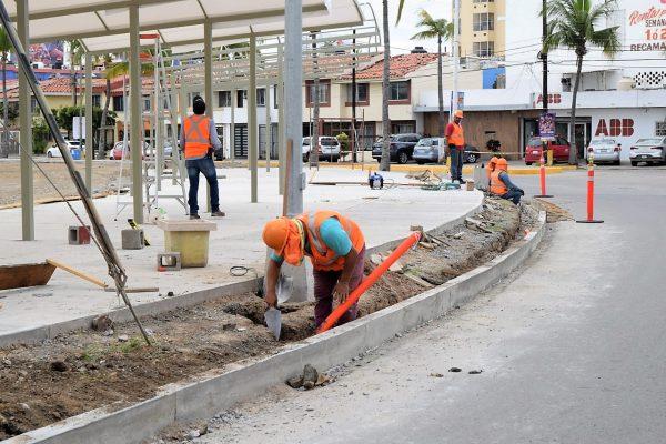 Estacionamiento Acuario Mazatlán 2020