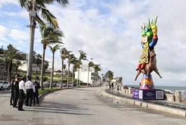 Supervisan recorrido de los magnos desfiles del Carnaval