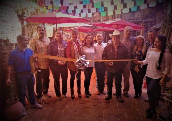 Inauguración Restaurante Hotel El Aureliano La Noria Zona Trópico, Mazatlán Sinaloa México 2020 2
