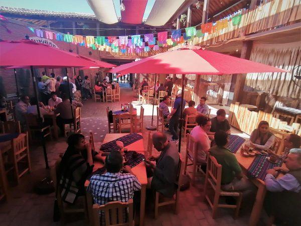 Inauguración Restaurante Hotel El Aureliano La Noria Zona Trópico, Mazatlán Sinaloa México 2020 3