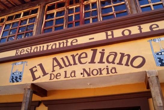 En la Ruta del Sabor: Restaurante y Hotel El Aureliano es la nueva opción
