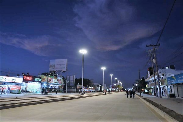 Inauguran el Primer Tramo Remodelado Av. Rafael Buelna de Mazatlán 2020 3
