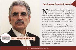 Infografía Ing. Rafael Borbón