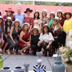 Invita Rosy Fuentes al Desayuno del Sombrero