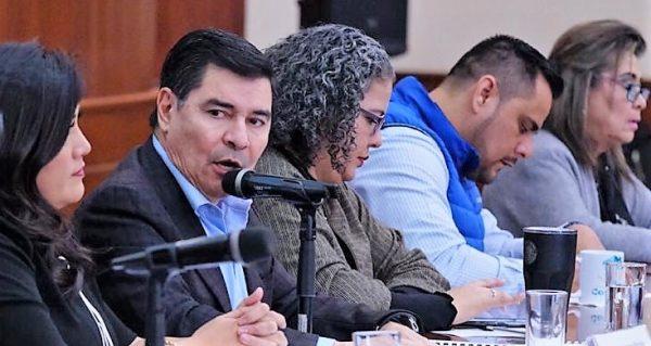 Javier Lizárraga Mercado Comparecencia Congreso de Sinaloa 2020 Economía 1
