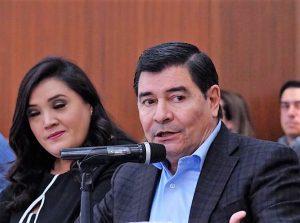 Javier Lizárraga Mercado Comparecencia Congreso de Sinaloa 2020 Economía 2