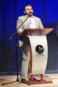 José Ángel Tostado Premio Mazatlán de Literatura 2020