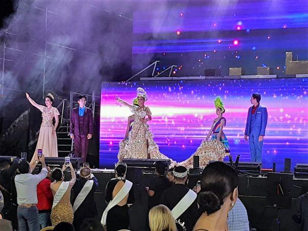 Libia II Es Coronada como lo que es Una Reina del Carnaval de Mazatlán 2020 1