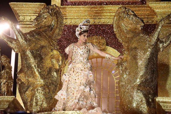 Libia II Reina de Reinas del Carnaval de Mazatlán 2020