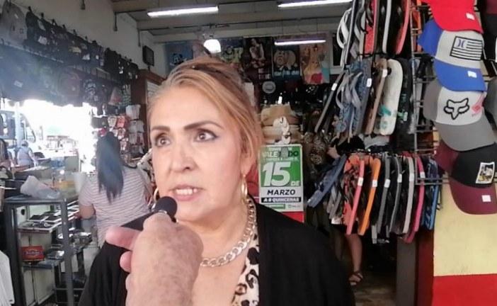 En Incertidumbre total viven locatarios del Mercado Pino Suárez de Mazatlán