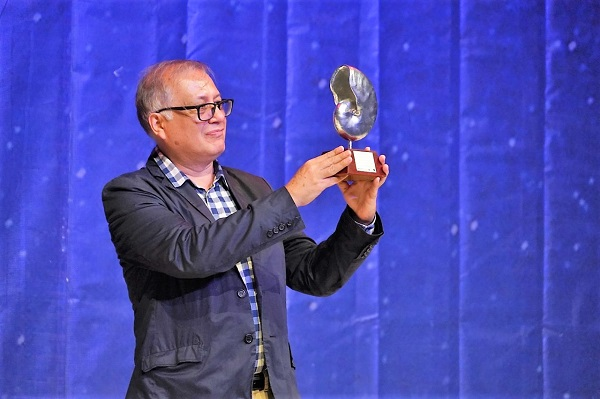 Premio Mazatlán de Literatura 2020 Velada de las Artes TAP Ernesto Lumbreras 10