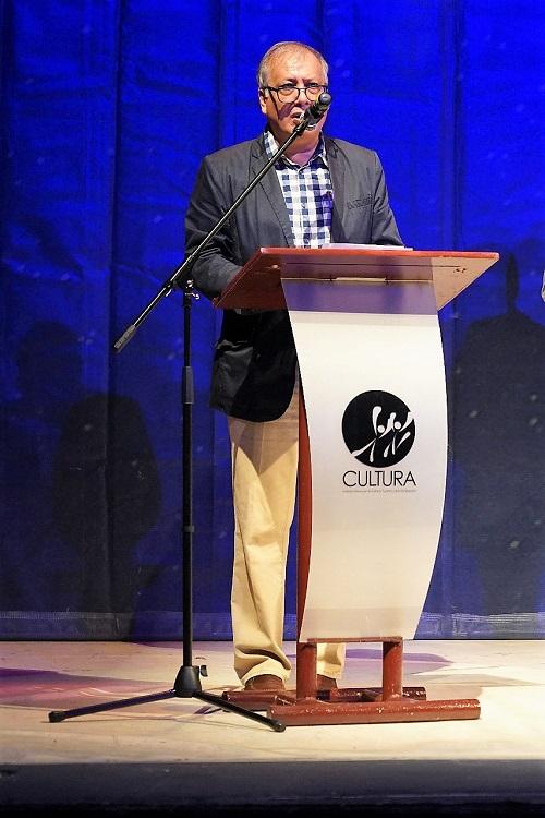 Premio Mazatlán de Literatura 2020 Velada de las Artes TAP Ernesto Lumbreras 9