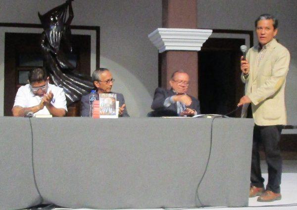 Presentación Culiacán del Libro Cocineros y Chefs en Mazatlán Arturo Santamaría Gómez 2020 1