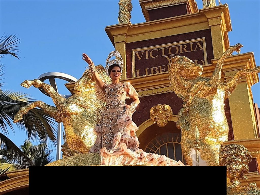 Primer Desfile Domingo de Carnaval de Mazatlán 2020 Carroza 4