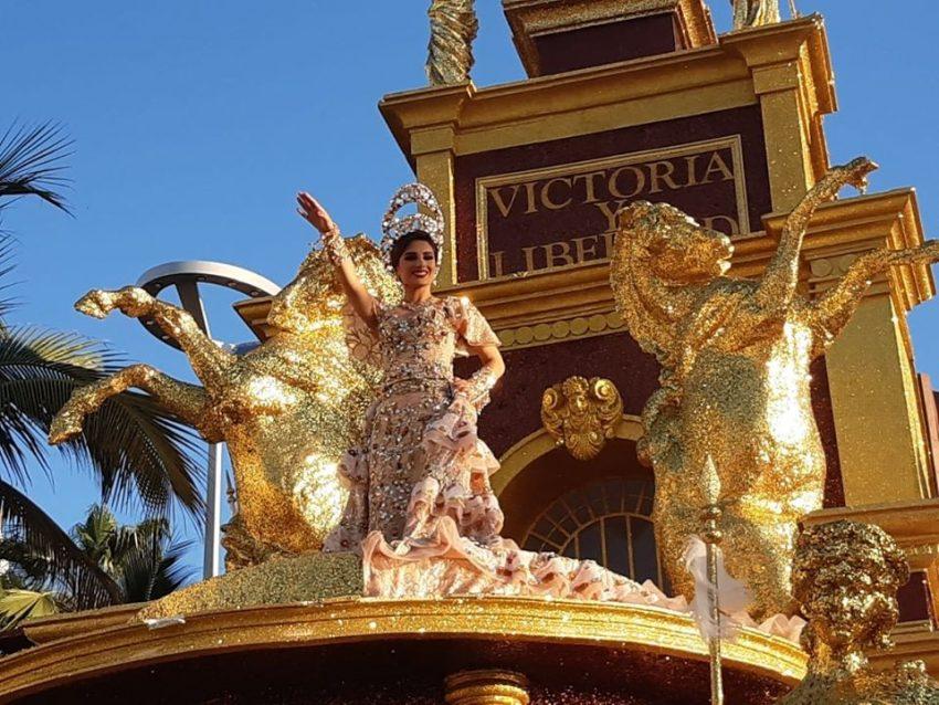 Primer Desfile Domingo de Carnaval de Mazatlán 2020 Carroza 4a