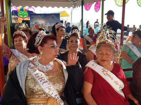 Primer Gran Desfile del Carnaval 2020 del Carnaval de Mazatlán 1