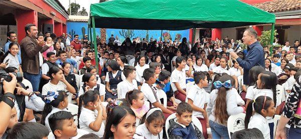 Quirino Ordaz Coppel se compromete en San Juan a terminar el primer tramo de la carretera San Ignacio-Tayoltita Tecnologías