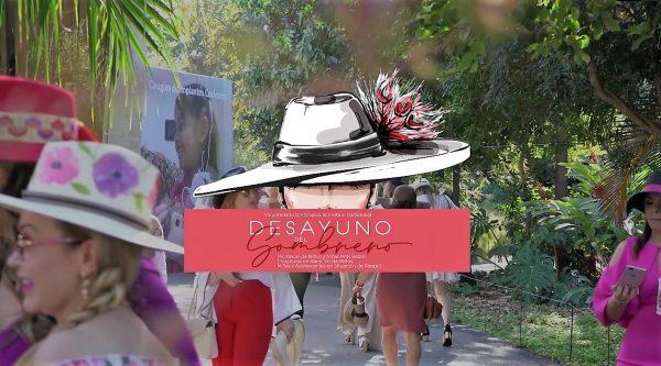 Rosy Fuentes de Ordaz Desayuno del Sombrero 2020 a
