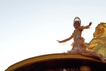 Segundo Desfile del Carnaval de Mazatlán 2020