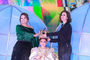 Valentina I Rosy Fuentes de Ordaz Coronación Reina Infantil Carnaval de Mazatlán 2020 1