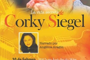La vida secreta de Corky Siegel