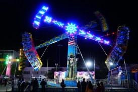 Inauguran la Feria del Carnaval 2020