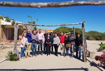 Reunión de trabajo y planeación, celebrada en el Centro INAH Las Labradas.