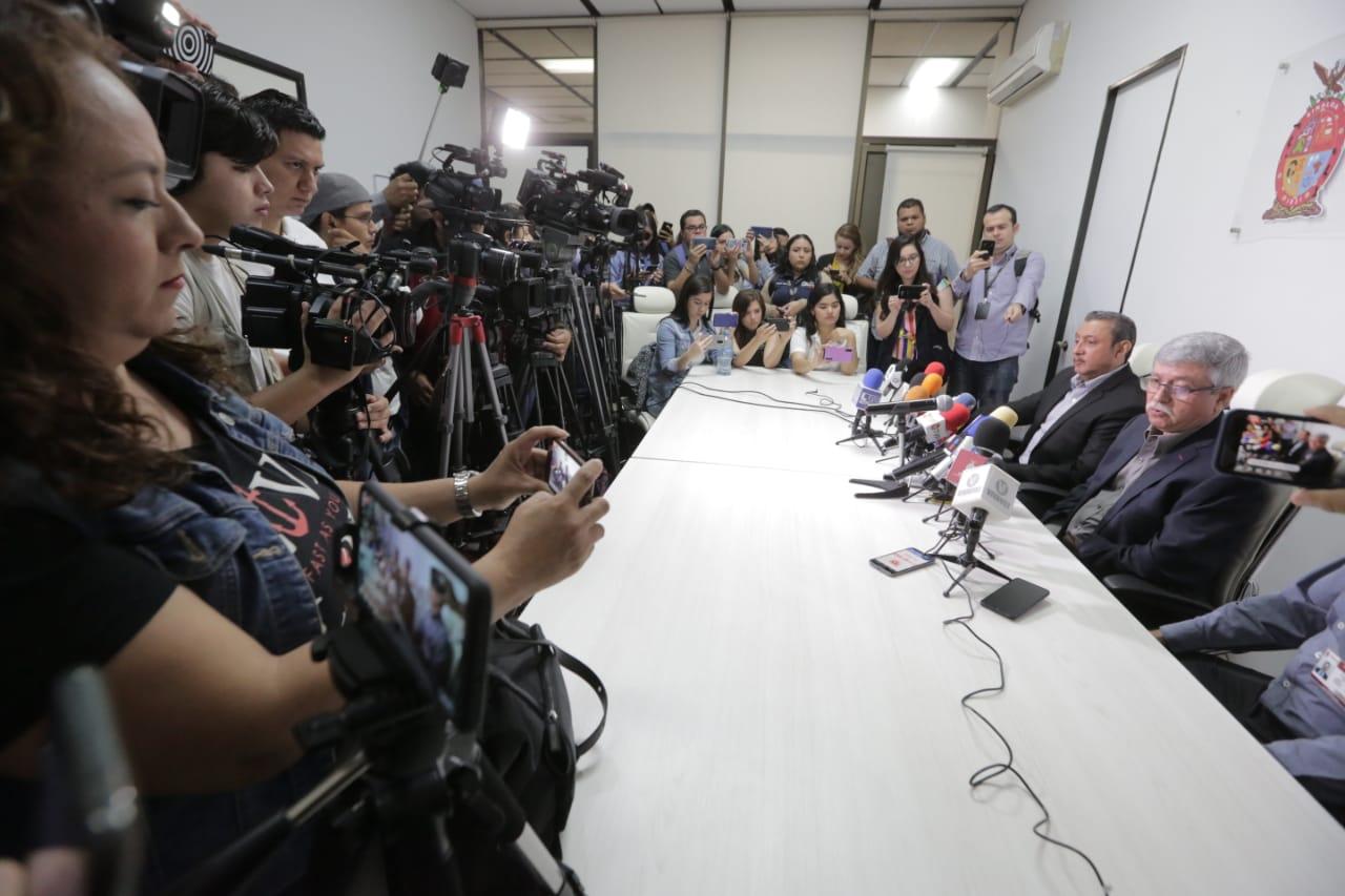 Primer caso de COVID-19 en Sinaloa, contenido y aislado.