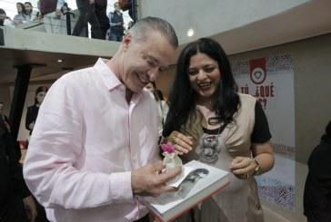 Quirino signa convenio con la Secretaría de Cultura federal