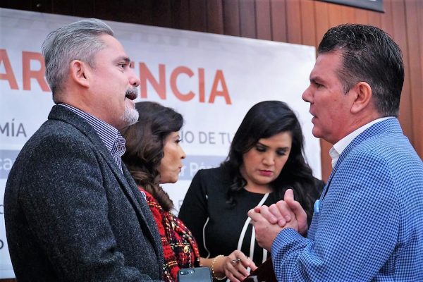 Óscar Pérez Barros Comparecencia Congreso del Estado de Sinaloa 2020 Turismo 3
