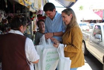 Inicia el 20 de julio la prohibición de bolsas de plástico y popotes en Sinaloa.