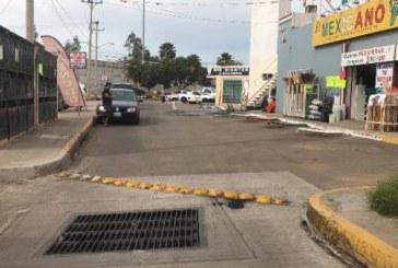 90 por ciento en el avance de la Obra que ayudará a prevenir las inundaciones en colonias
