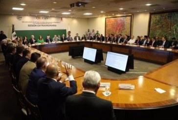 Sesión extraordinaria del Consejo para el Desarrollo Económico de Sinaloa