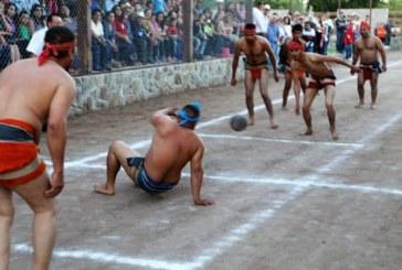 El ulama es un juego tradicional de origen prehispánico
