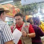 COEPRISS capacita a locatarios del Mercado Garmendia, Pino Suárez y supermercados sobre Covid-19