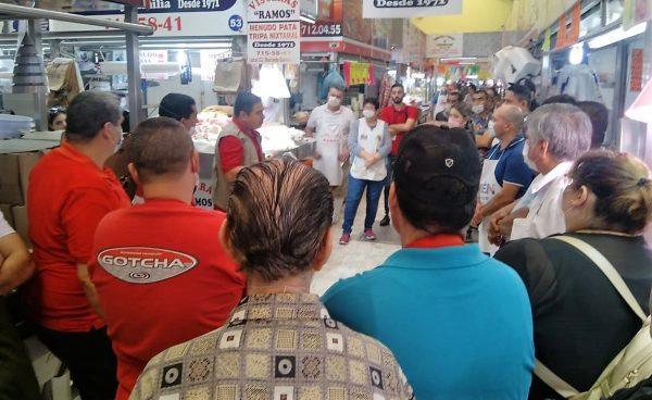 COEPRIS Capacita a Mercados Municipales y Supermercados de Sinaloa en Prevención del Covid 19 2020