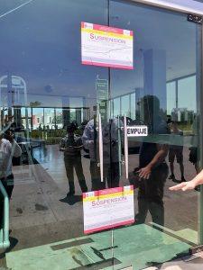 COEPRISS suspende negocios al no respetar disposiciones por la contingencia del Covid-19 2020 2