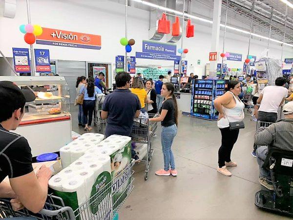 Compras de Pánico Coronavirus Mazatlán 2020 3