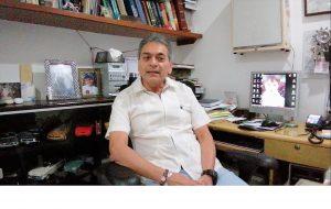 Dr Ramón García Fupen Tema Coronavirus Covid 19 2020