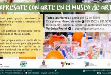Agenda de Museo de Arte