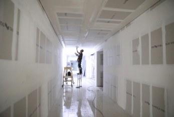 Nuevo Hospital de Culiacán estará listo en un mes para atender casos de COVID 19, anuncia Quirino