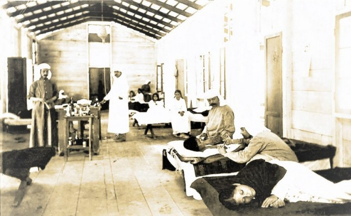 La Peste Negra en Mazatlán y el Coronavirus