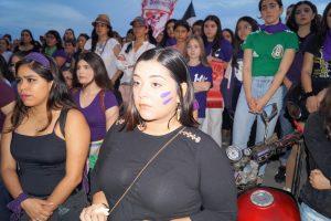 Manifestación Día de la Mujer en Mazatlán 2020 2