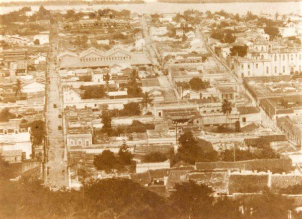 Mazatlán Antiguo y las Pestes 2020