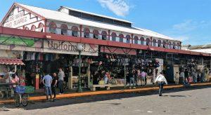 Mercado Municipal Pino Suárez de Mazatlán el Botín del Alcalde Benítez Torres 2020