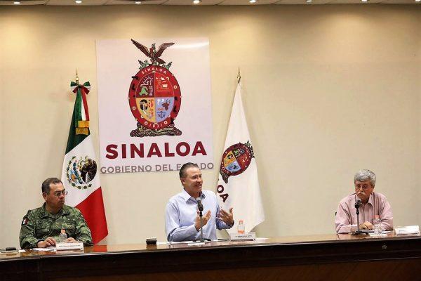 Quirino Ordaz Coppel convoca a alcaldes para actuar en un solo frente ante Coronavirus 3