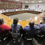 Quirino Ordaz ofreció créditos de la Red Fosin a restauranteros ante bajas ventas por el Coronavirus