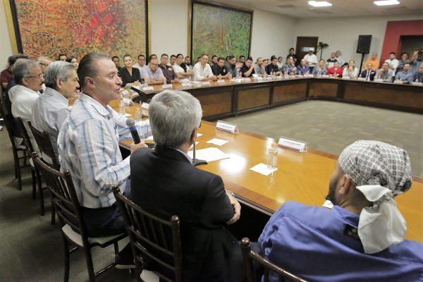 Quirino ofreció créditos de la Red Fosin a restauranteros ante bajas ventas por el Coronavirus 2020 2