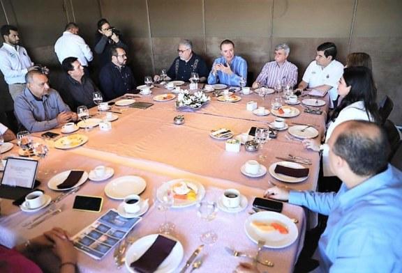 Los órganos camarales de Sinaloa lanzan propuestas de Salud y Reactivación económica