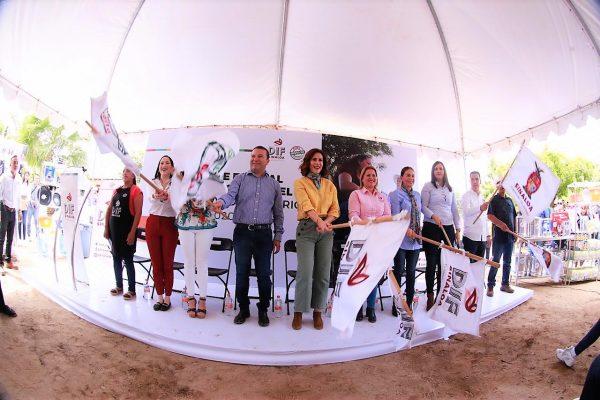 Rosy Fuentes de Ordaz El Turle San Ignacio Sinaloa México ZOna Tropico Visita DIF 3